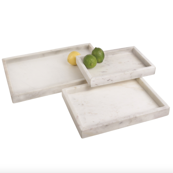 Marble Tank Trays - Home Smith