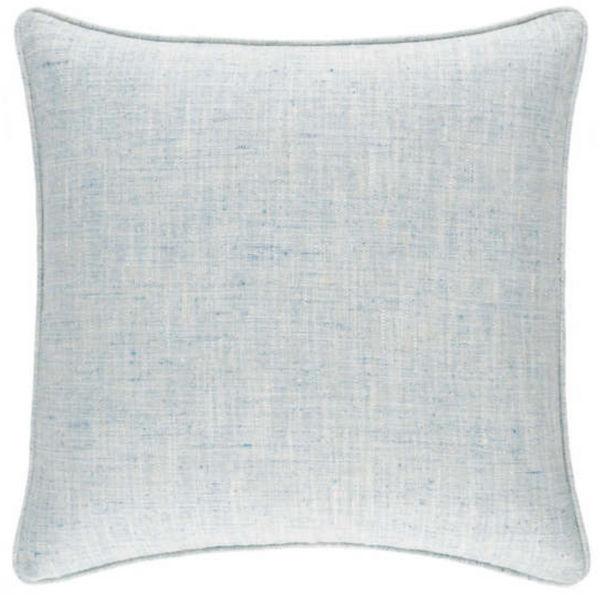 Greylock Soft Blue Indoor Outdoor Pillow - Home Smith