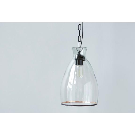 Artisanal Hand Blown Glass Pendant - Home Smith