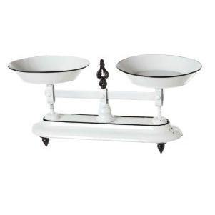 Black and White Enamel Scale-Midwest - CBK-Home Smith