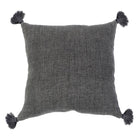 Montauk Linen Pillow with Tassels (20