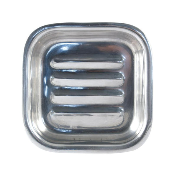 Classic Metal Soap Dish - Square - Home Smith