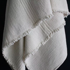 Classic Striped Poyvi Throw - Natural - Home Smith