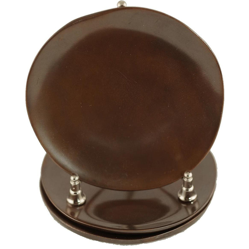 Copper Candle Plate - Home Smith