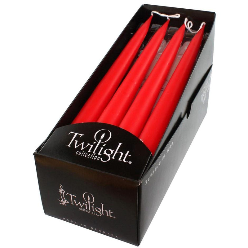 "Danish Hand Dipped 14"" Taper Candles - Home Smith"