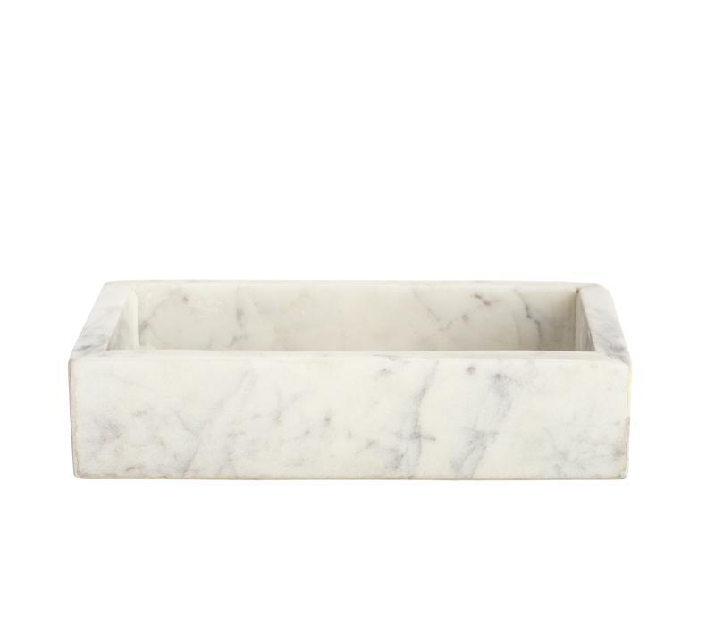 Deep Marble Tray-L'othantique-Home Smith