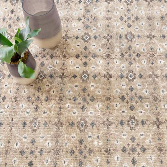Florence Hand Knotted Cotton Rug - Home Smith