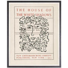 Frontispiece Series: Drawings over Vintage Book Titles, Large-Celadon-Home Smith