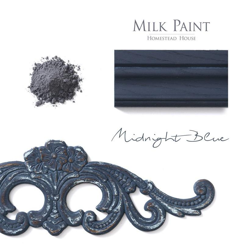 Furniture Paint - Midnight Blue - Home Smith