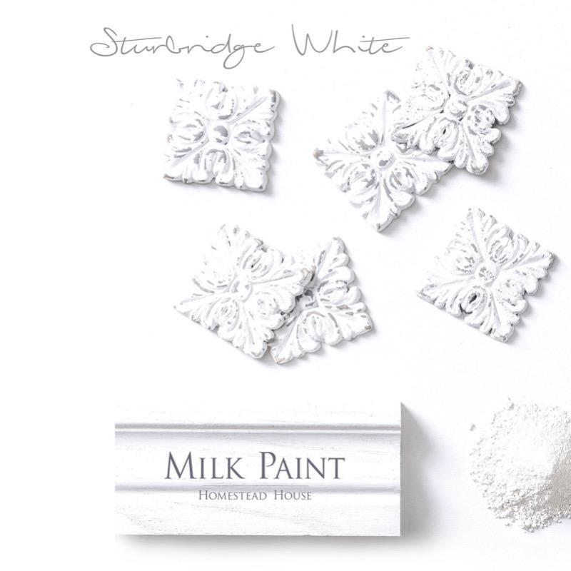Furniture Paint - Sturbridge White (Picket Fence) - Home Smith