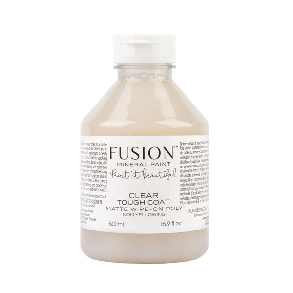 Fusion Clear Matte Poly Tough Coat-Fusion/Homestead House-Home Smith