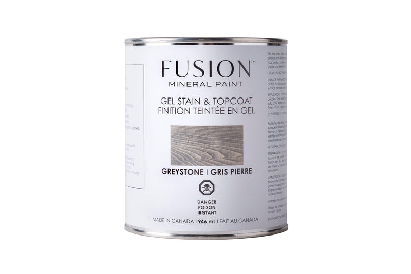Fusion Gel Stain & Topcoat - Home Smith
