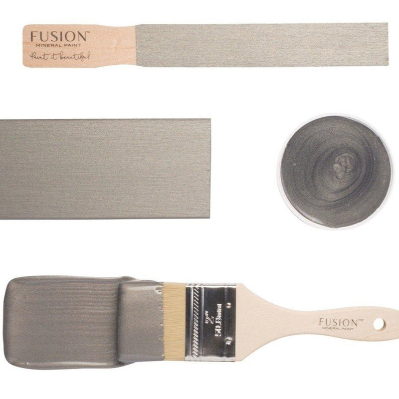 Fusion Mineral Paint - Brushed Steel Metallic-Fusion/Homestead House-Home Smith