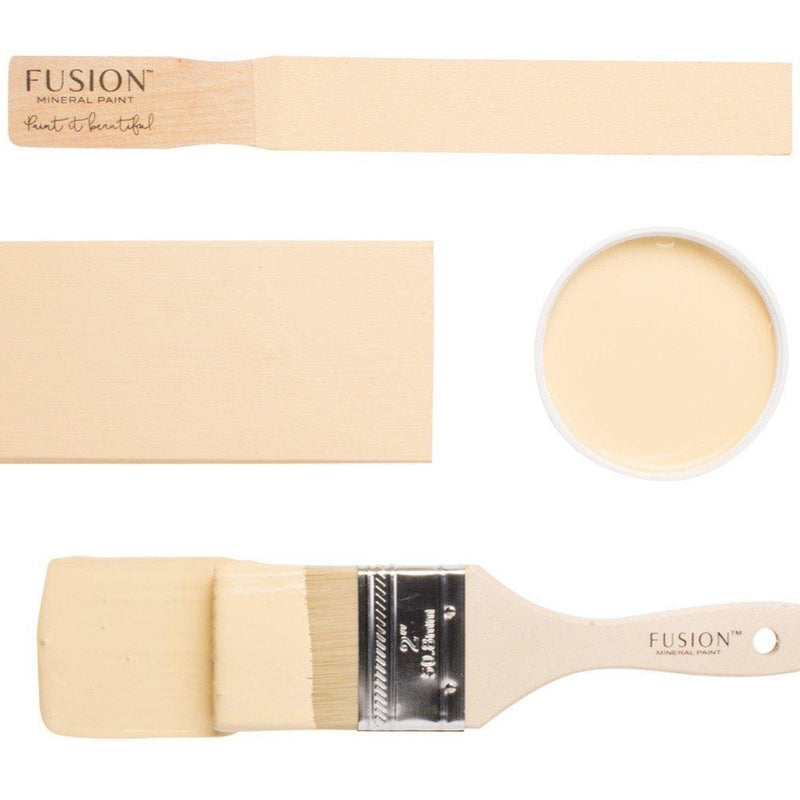 Fusion Mineral Paint - Buttermilk Cream - Home Smith