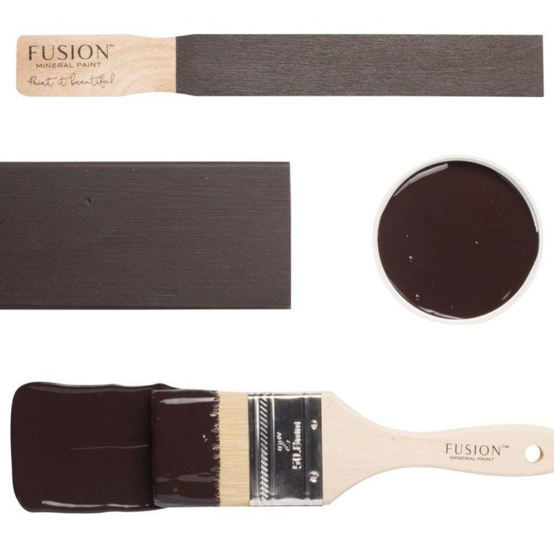 Fusion Mineral Paint - Chocolate - Home Smith