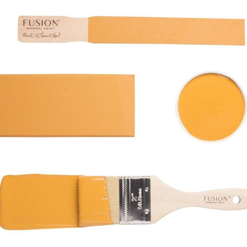 Fusion Mineral Paint - Mustard - Home Smith