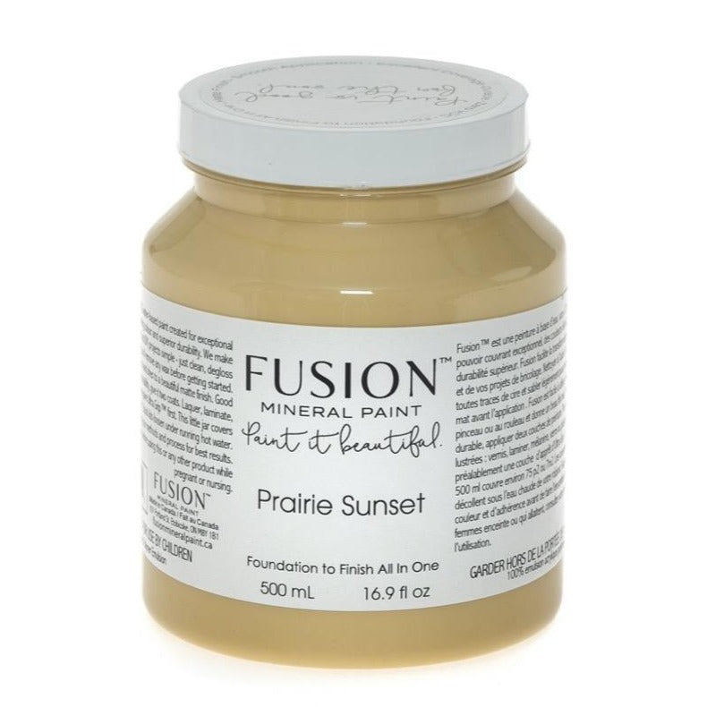 Fusion Mineral Paint - Prairie Sunset-Fusion/Homestead House-Home Smith
