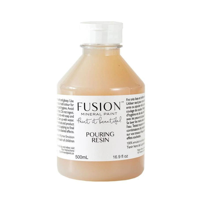 Fusion Pouring Resin - Home Smith