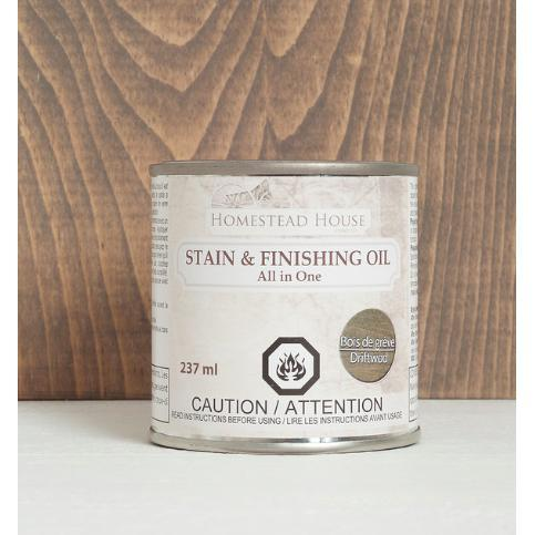 Fusion Stain & Finishing Oil All in One (237ml)-Fusion/Homestead House-Home Smith