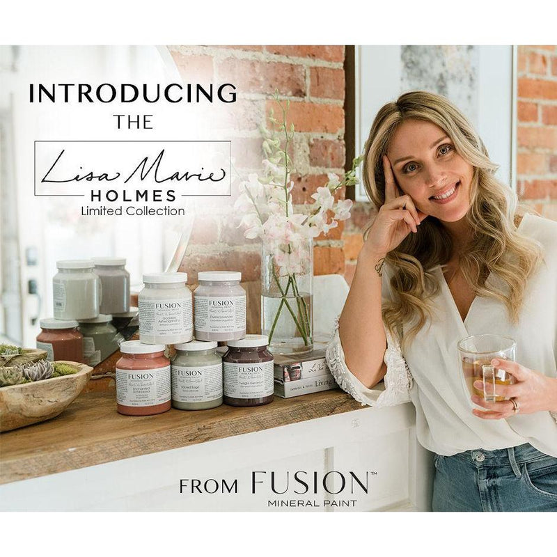 Fusion x Lisa Marie Holmes Magazine - Home Smith
