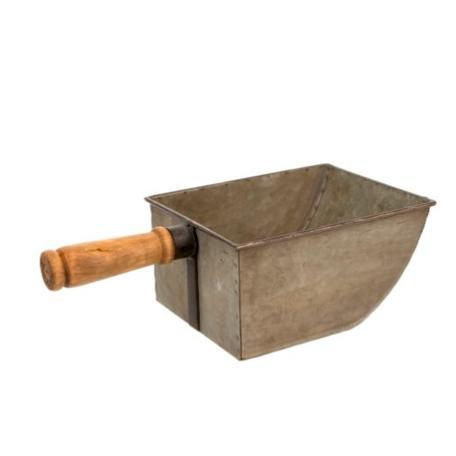 Galvanized Planter Scoop-Indaba-Home Smith