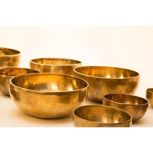 Hand Hammered Tibetan Singing Bowls - Home Smith
