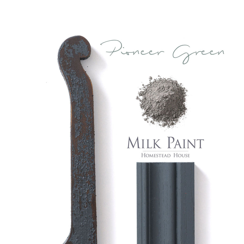 Homestead House Milk Paint - Pioneer Green - Home Smith