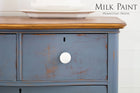Homestead House Milk Paint - Rideau Blue - Home Smith