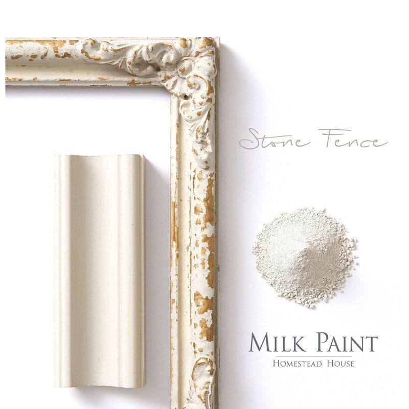 Homestead House Milk Paint - Stone Fence - Home Smith