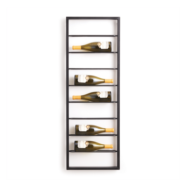 Hoxton Wall Wine Rack-Napa Home and Garden-Home Smith