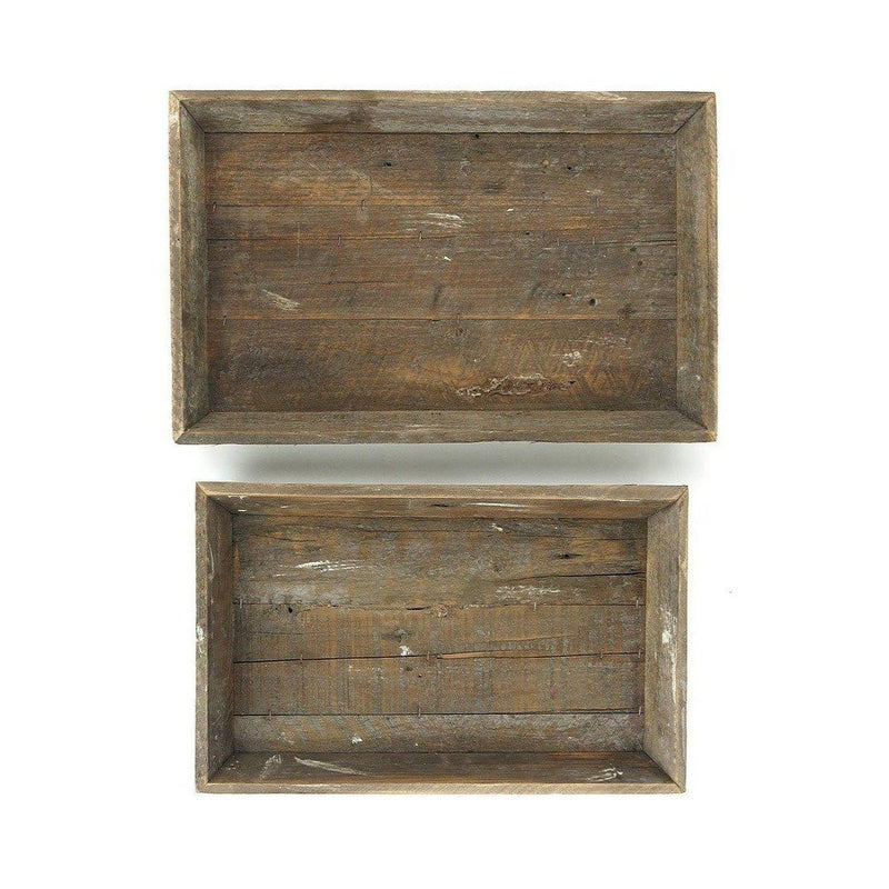 Old Wood Tray - Home Smith