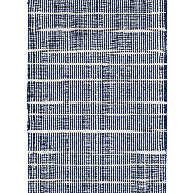 Samson Navy Indoor Outdoor Rug - Home Smith