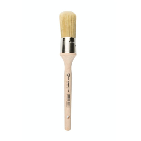 Staalmeester Brush - Round Wax #24-Fusion/Homestead House-Home Smith