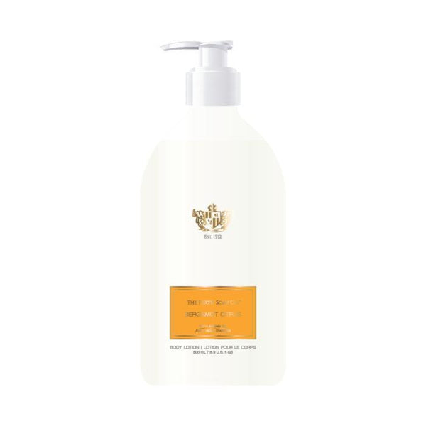 The Perth Soap Co. Bergamot Citrus Body Lotion-The Perth Soap Co.-Home Smith