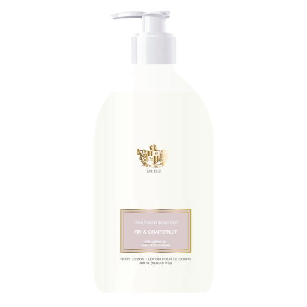 The Perth Soap Co. Fir & Grapefruit Body Lotion-The Perth Soap Co.-Home Smith