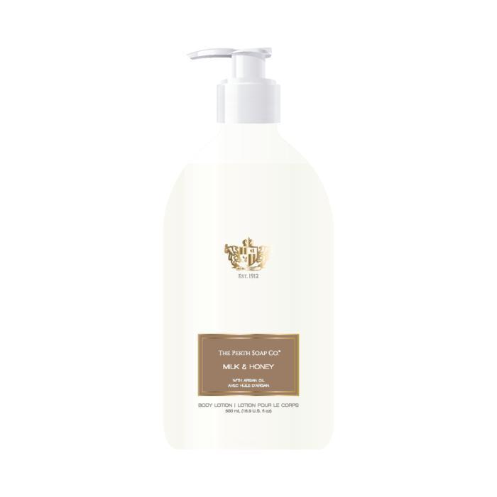 The Perth Soap Co. Milk & Honey Body Lotion - Home Smith