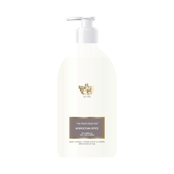 The Perth Soap Co. Moroccan Spice Body Lotion-The Perth Soap Co.-Home Smith