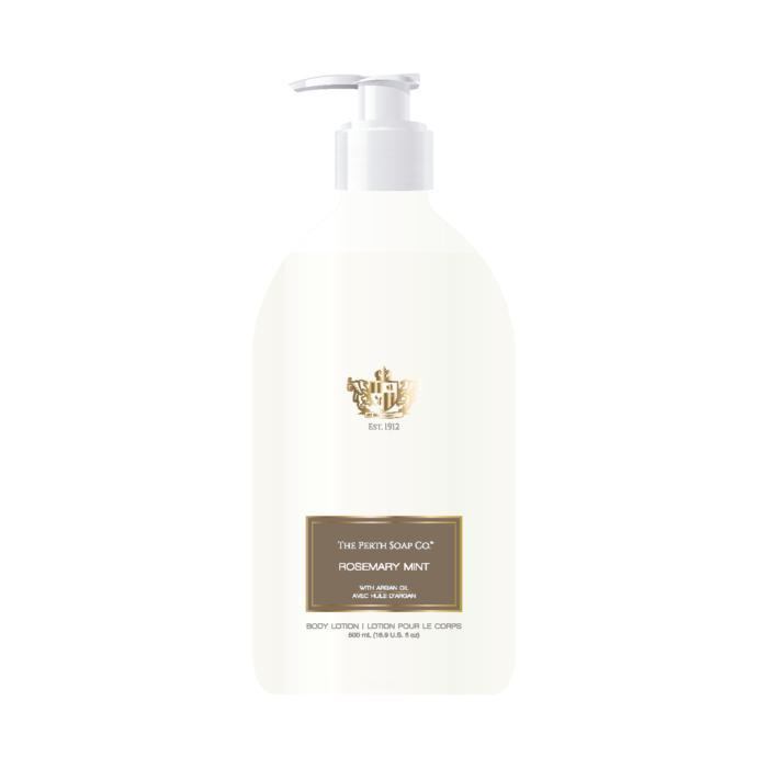 The Perth Soap Co. Rosemary Mint Body Lotion - Home Smith
