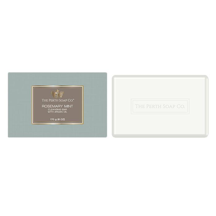 The Perth Soap Co. Rosemary Mint Cleansing Bar - Home Smith