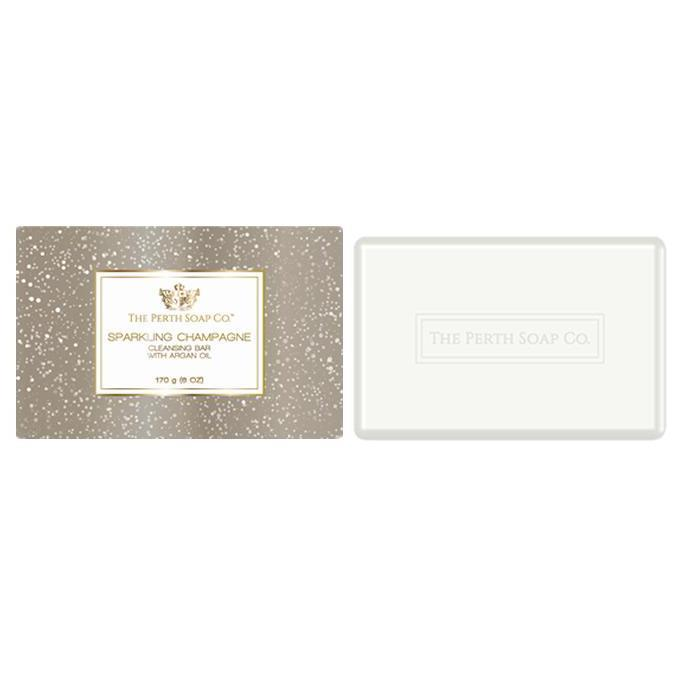 The Perth Soap Co. Sparkling Champagne Cleansing Bar - Home Smith