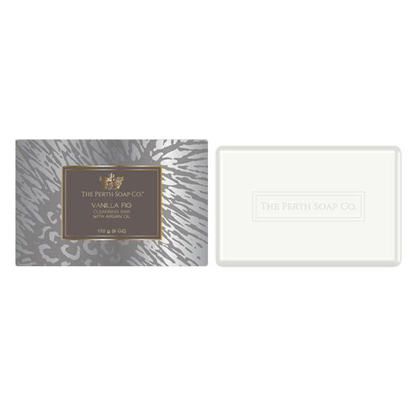 The Perth Soap Co. Vanilla Fig Cleansing Bar-The Perth Soap Co.-Home Smith