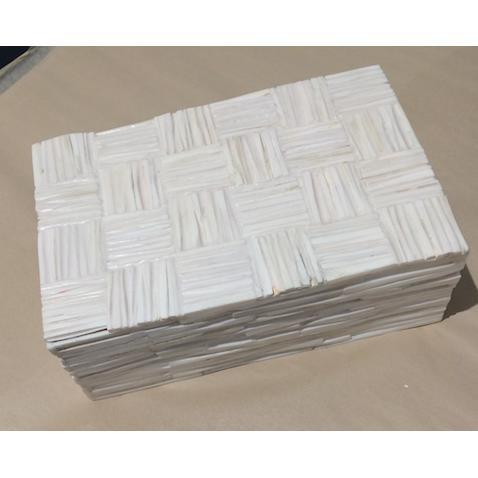 Tiled Bone Box-A Sanoma Inc-Home Smith