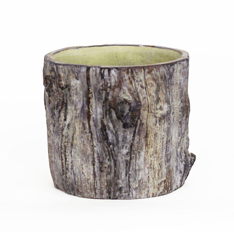 Tree Trunk Pot - Medium - Home Smith