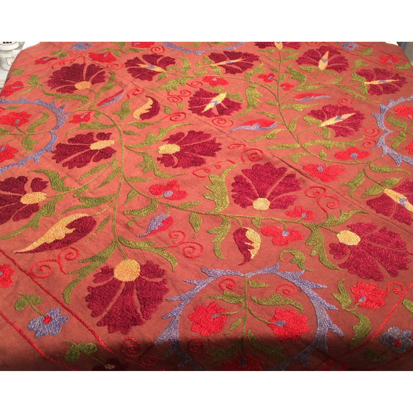 Vintage Suzani Table Cover - Home Smith