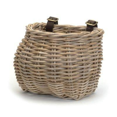 Wicker Bicycle Basket - Home Smith