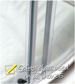 Shower Safety Glass