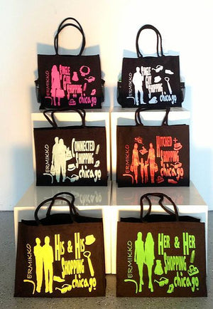 JSB - His & His Status Bag