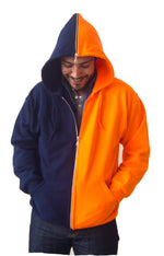 A SwapOut COMBO -THE WORLD'S GREATEST HOODIE THAT KEEPS ON GIVING CHANGE.