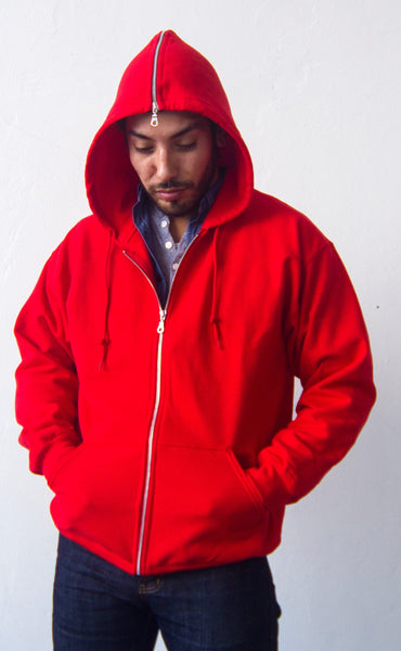 World's most adaptable & patented hoodie - SwapOut Hoodie!