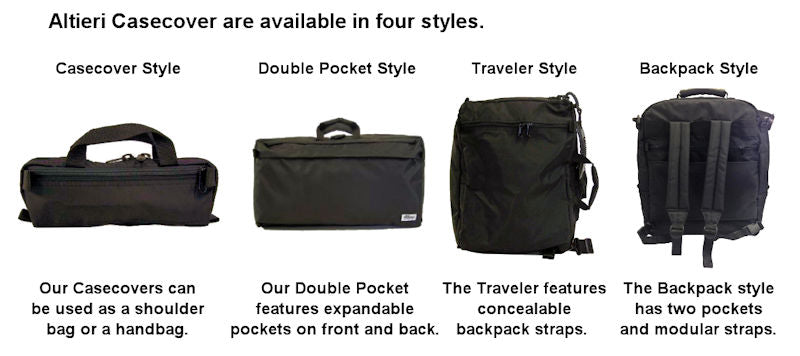 Altieri Musical Instrument Casecovers and Bags